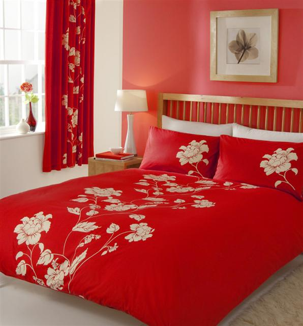 Duvet covers and matching curtains double size