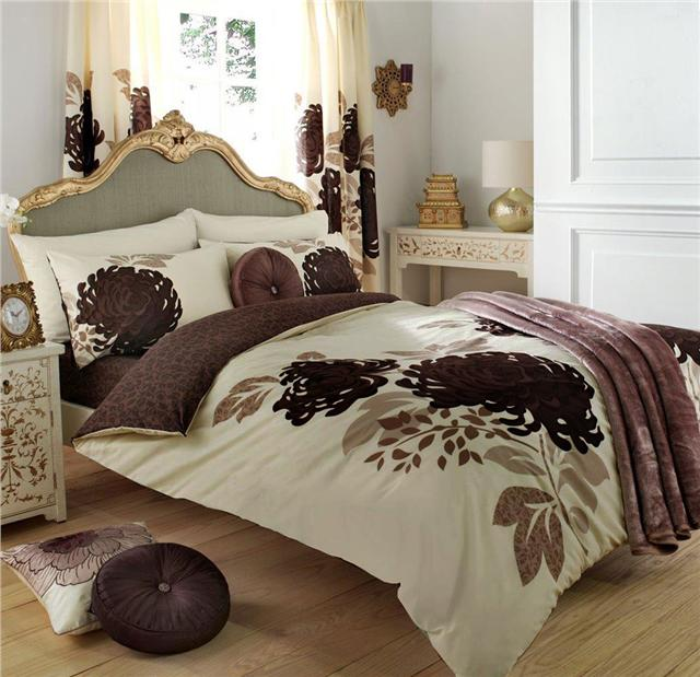 New Indian Ethnic Print Bedding Double Duvet Set Quilt