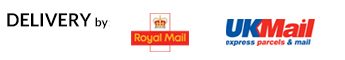 Delivery by Royal Mail, Uk Mail