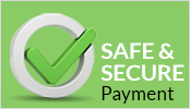 Safe & Secure Payment