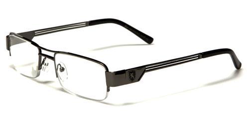 khan mens womens metal reading glasses 1 25 1 5 1 75 2 0