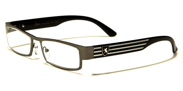 mens womens khan metal reading glasses 1 25 1 5 1 75 2 0