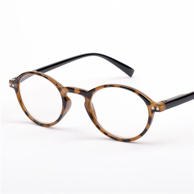 Mens Quality Reading Glasses Round Tort +1.00 +1.5 +2.0 +2 ...