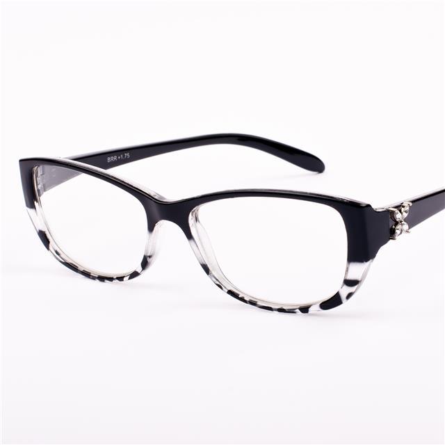 New Womens Ladies Girls Designer Cat Eye Vintage  Reading Glasses +1.253 R44