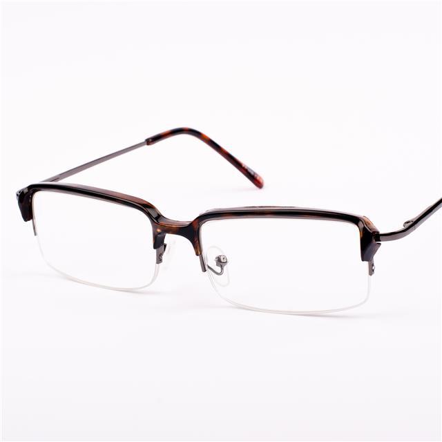 new mens womens semi rimless reading glasses 1 1 25 1 5 1