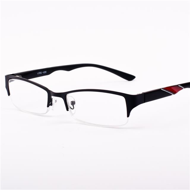 womens semi rimless reading glasses 1 1 25 1 5 1 75 2