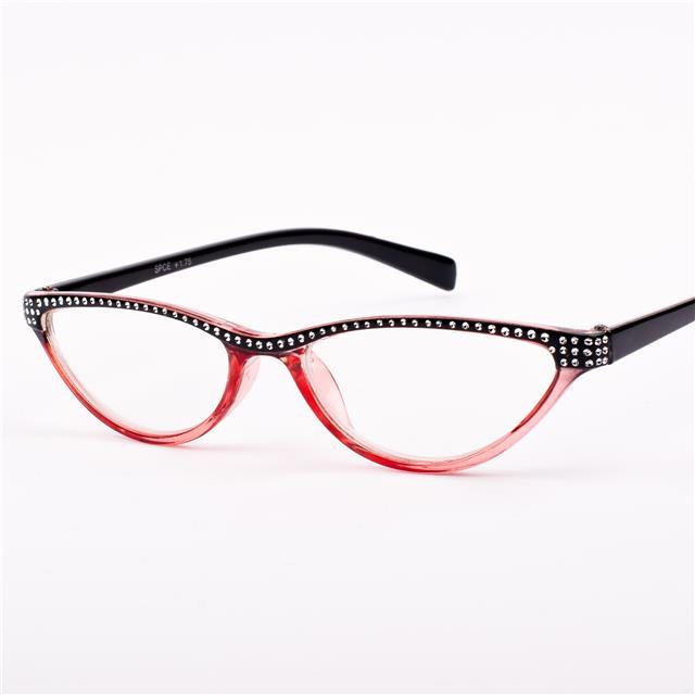 new womens cat eye reading glasses 1 1 25 1 5 1 75 2
