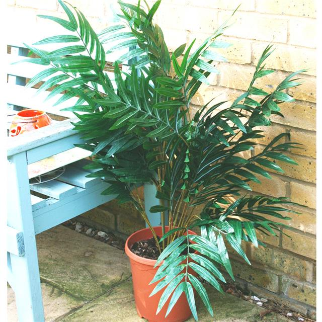 Artificial Tropical Palm 3ft Home Office Decorative Plant Tree 5055341841435 Ebay
