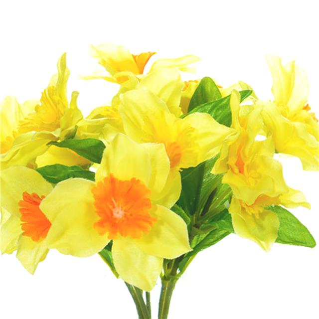 Artificial daffodil flower posy yellow spring flowers plants artificial daffodil flower posy yellow spring flowers plants daffodils mightylinksfo