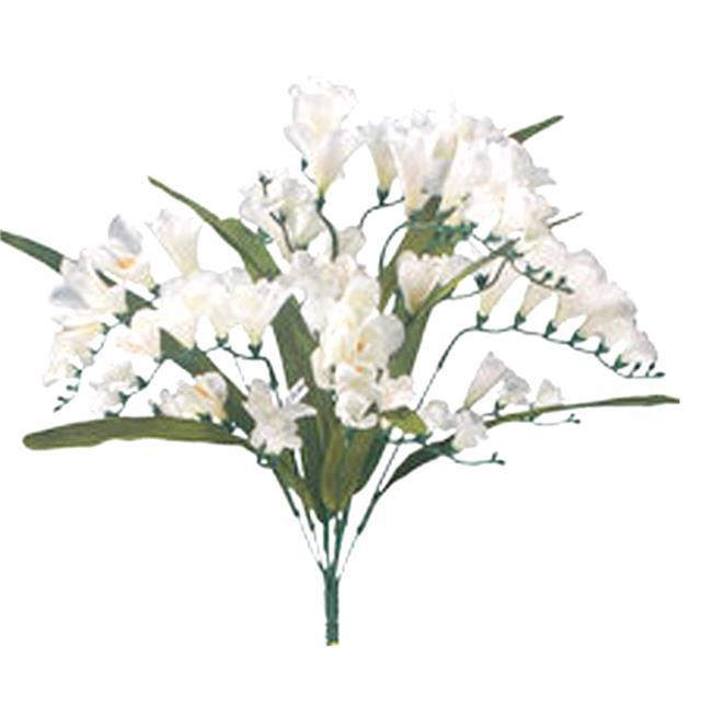 Artificial freesia plant choose colour yellow spring silk artificial freesia plant choose colour yellow spring silk freesias flowers mightylinksfo