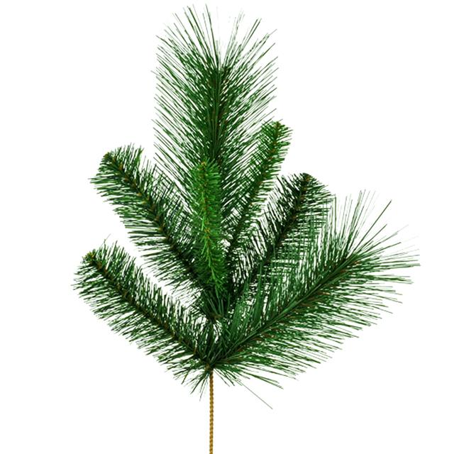 Christmas Sprays Uk.Details About Artificial Mixed Pine Spray 46 Cm Decorative Christmas Spruce Green Foliage