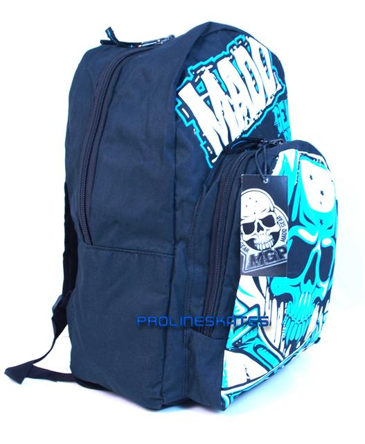 New Madd Gear Pro Lightning Bolt MGP Backpack from Madd Gear Scooters