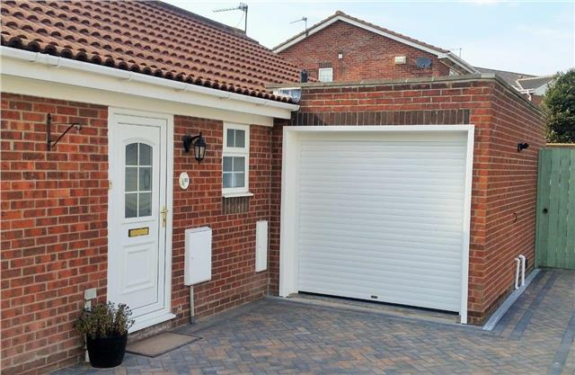 Electric Remote Controlled Insulated Roller Shutter Garage Door