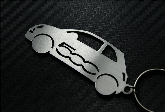 Details About Fiat 500 Car 500 Keyring C L Air Abarth Twin Multi 595