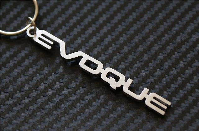 EVOQUE keyring RANGE ROVER DESIGN PURE SPORT SD4  b03793057
