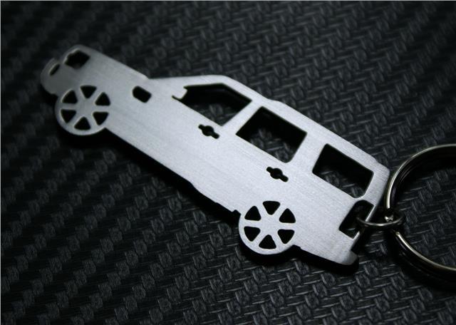 Land Rover Discovery 3 Llavero Coche