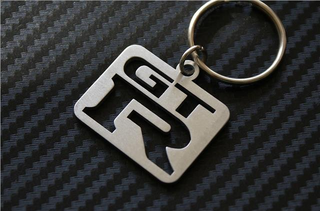 gtr keyring keychain schl sselring porte cl s r s sport. Black Bedroom Furniture Sets. Home Design Ideas