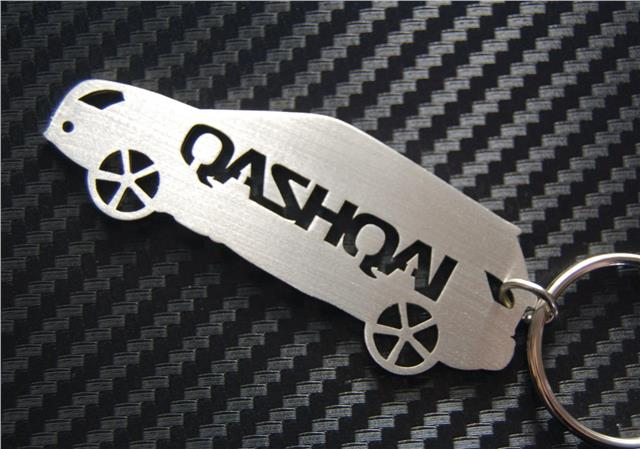 qashqai car keyring keychain schl sselring porte cl s. Black Bedroom Furniture Sets. Home Design Ideas