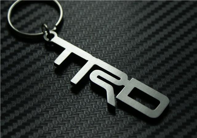 GT86 KEYRING KEYCHAIN BRZ FRS FT GT GTS TRD