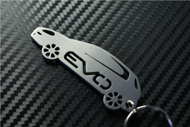 Fiat PUNTO EVO KEYRING MK3 CAR