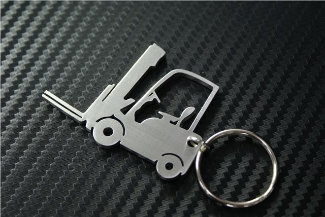 Chariot l vateur camion porte cl s porte clef conducteur - Chariot automoteur a conducteur porte ...