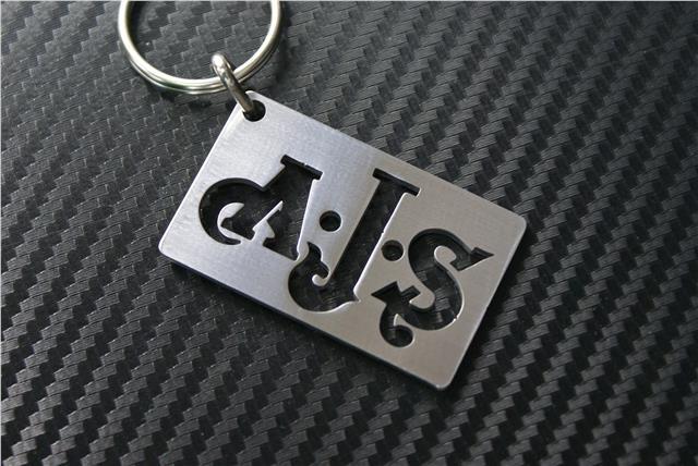 AJS Bild Schriftzug Wasserabziehbild Abziehbild