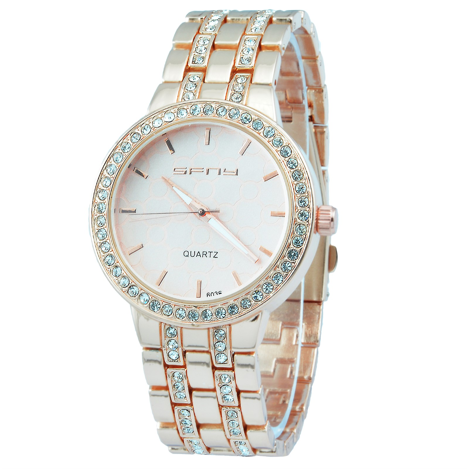 s watch in wristwatches quartz crystal watches new from vintage bracelet women lady luxury clock leather dress rhinestone item