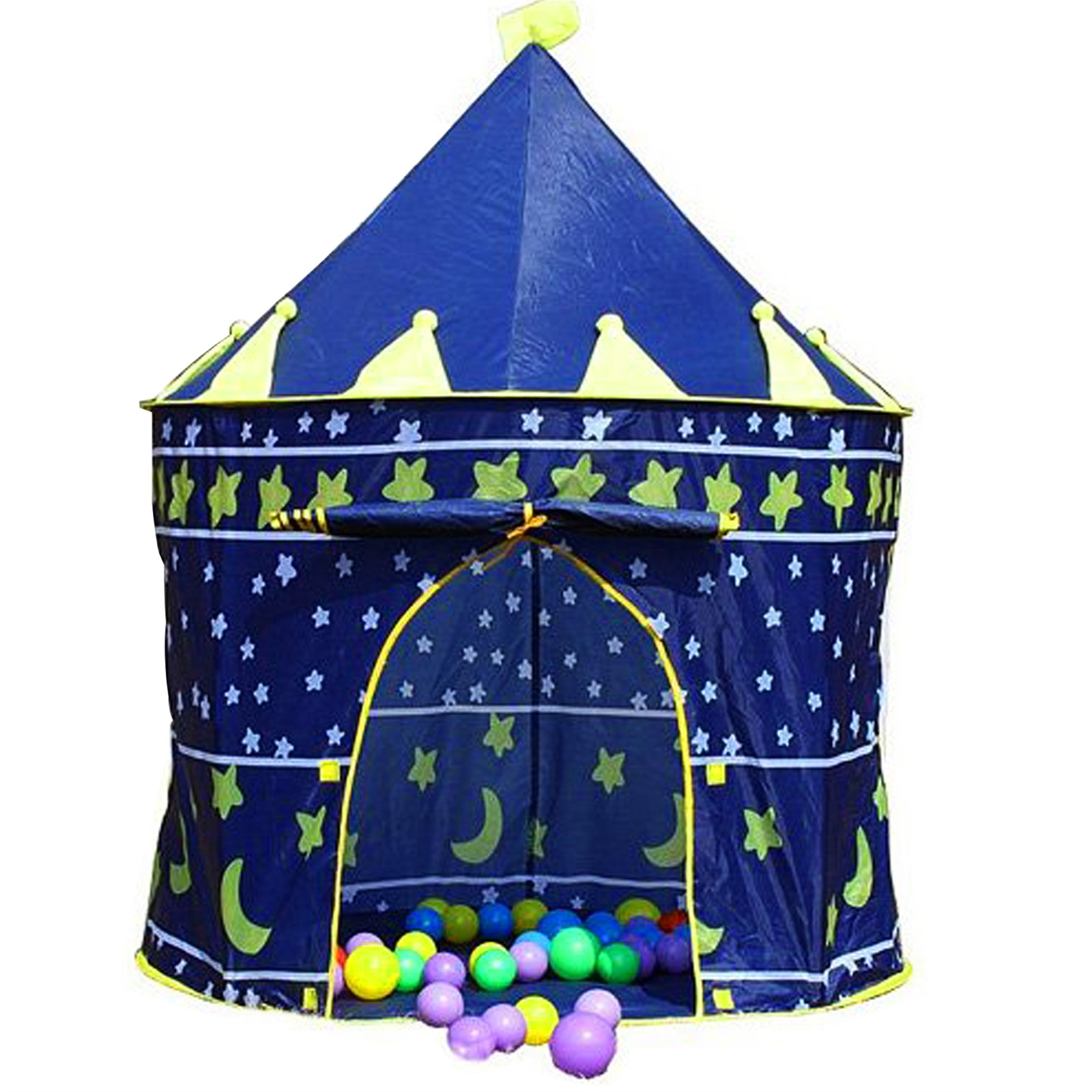 CHILDRENS-KIDS-POP-UP-CASTLE-PLAYHOUSE-GIRLS-PRINCESS-  sc 1 st  eBay : pop up childrens tent - memphite.com
