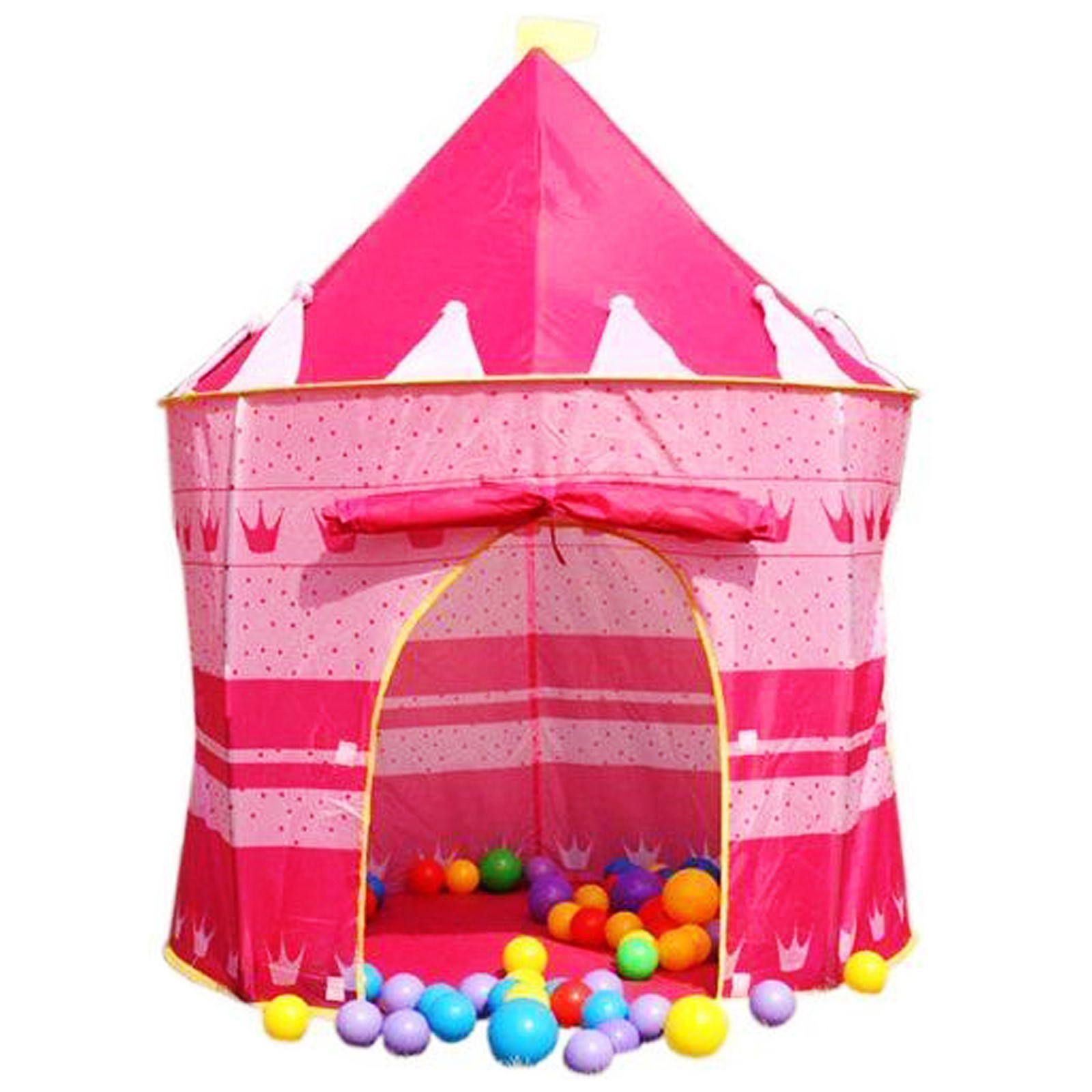 CHILDRENS-KIDS-POP-UP-CASTLE-PLAYHOUSE-GIRLS-PRINCESS-  sc 1 st  eBay : childrens play tents uk - memphite.com
