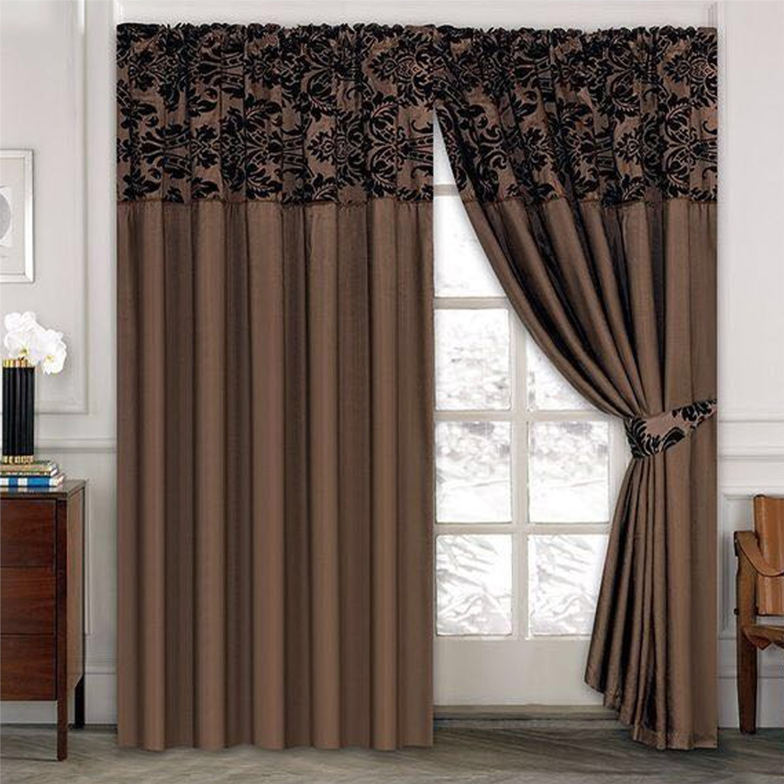 Luxury Damask Curtains Pair Of Half Flock Pencil Pleat. Dining Room Table Base. Decorative Papers. Hotel Rooms Tonight. Lead Glass For X Ray Room. Volunteer For Free Room And Board. Reclaimed Dining Room Table. Beach Themed Room Ideas. Best Dining Room Tables