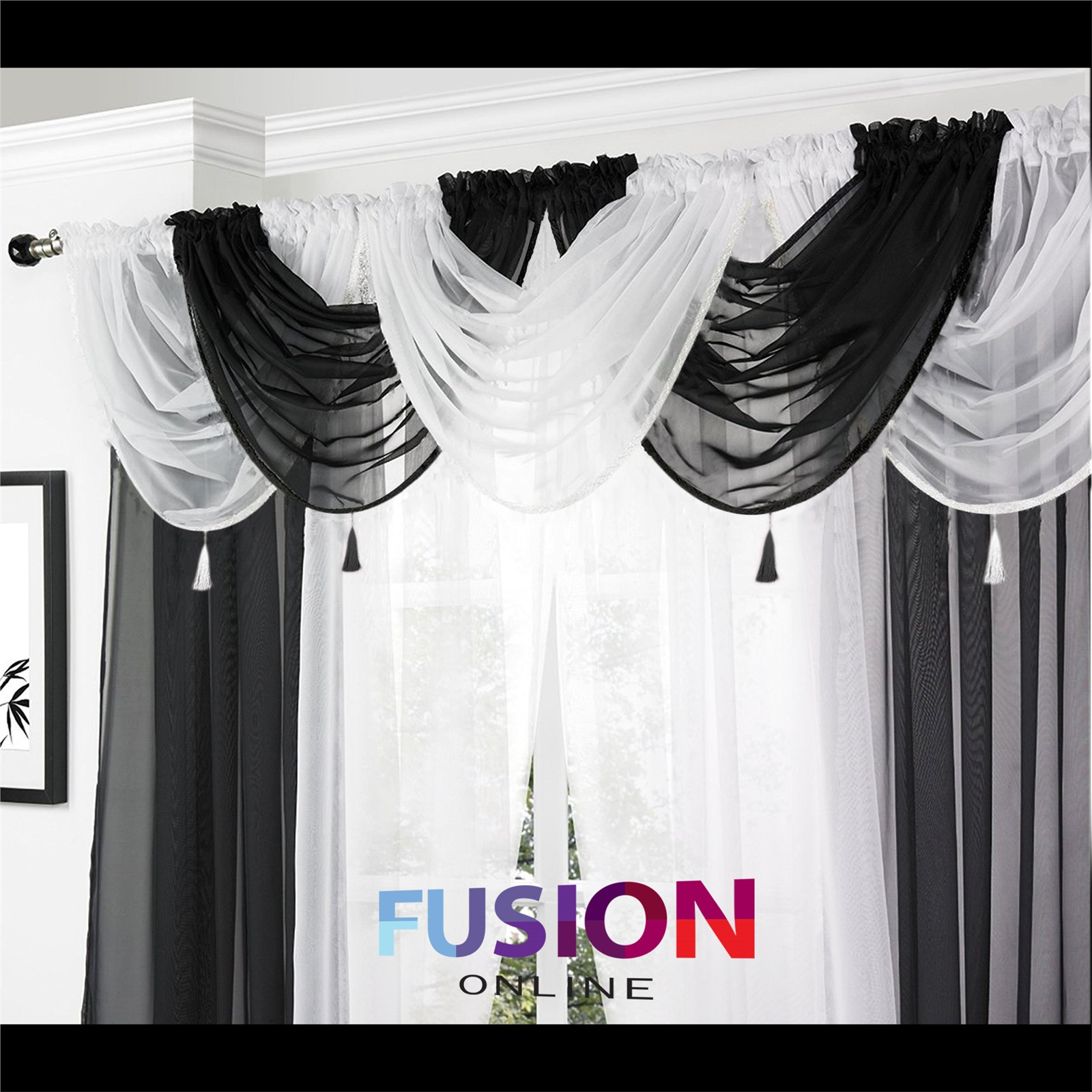Description Delivery Payment Returns Contact Us CURTAIN SWAG Features Curtain Swag Available