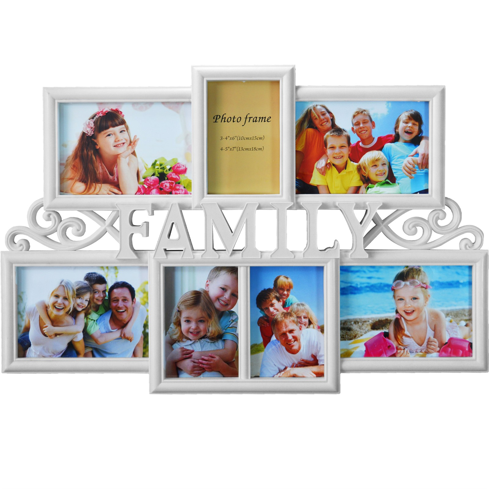 multi photoframe family love frames collage picture aperture