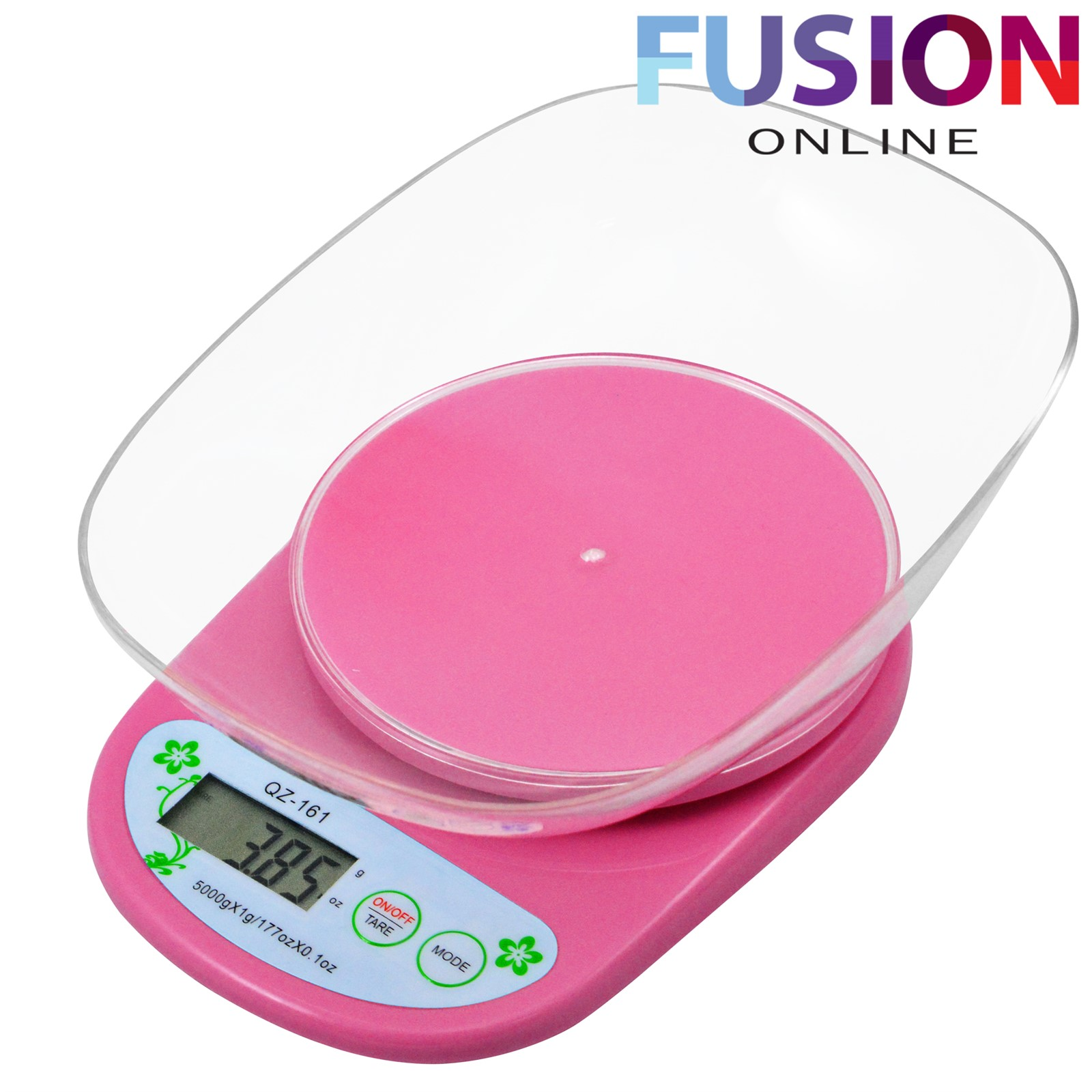 5 KG DIGITAL KITCHEN SCALE LCD ELECTRONIC COOKING