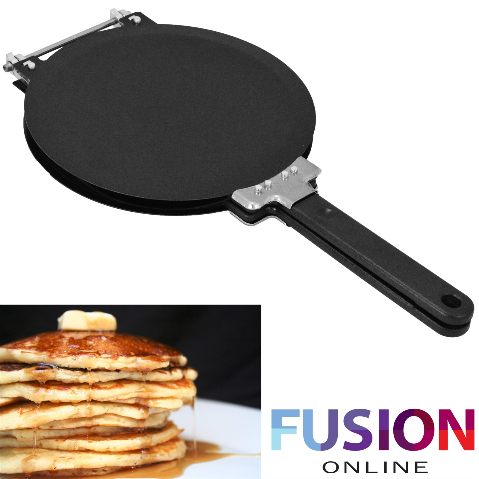 how to cook pancakes on pan