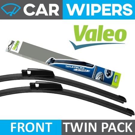 Fits Hyundai i40 Estate Bosch Superplus Spoiler Front Wiper Blades