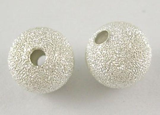 STARDUST-BEADS-SILVER-PLATED-4mm-6mm-8mm-2-STYLES