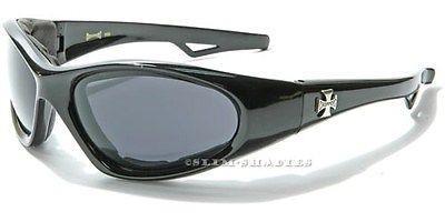 NEU Choppers Herren Sport Biker Designer Sonnenbrille CH50 hdXxVoBpuW
