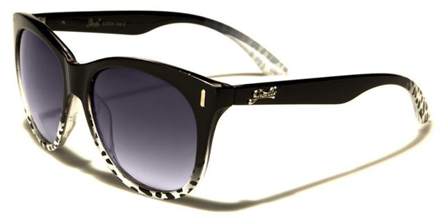 DESIGNER CAT EYE LUXURY SUNGLASSES BLACK VINTAGE RETRO BIG UV400 LADIES WOMEN/'S