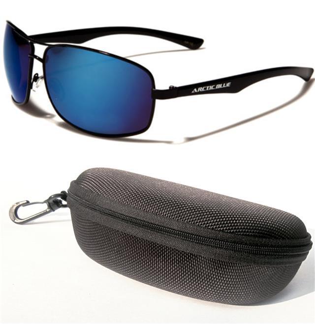 Case Mens Ladies Gun Metal Black Vintage Designer Classic Pilot Sunglasses