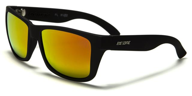 NEU schwarz Sonnenbrillen polarisiert Herren Damen Junge DESIGNER Retro 1r1Nv