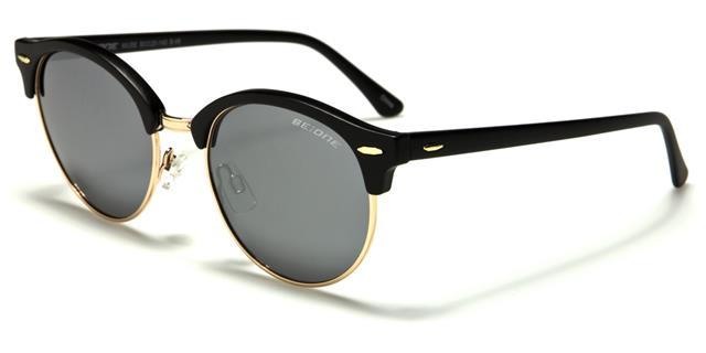 NEU schwarz braun polarisierte Sonnenbrillen Herren Damen Retro Vintage fahren djS0wygRo