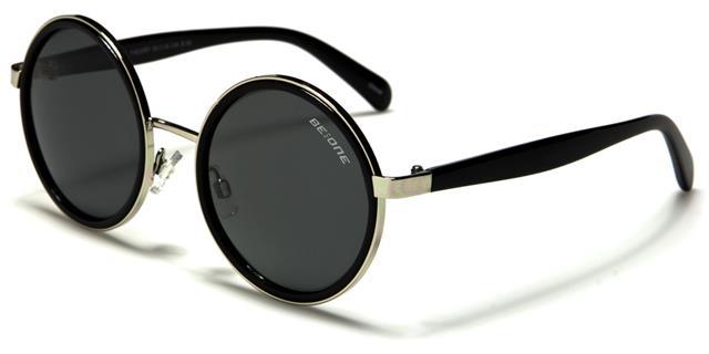 NEU polarisierte Sonnenbrillen Herren Damen Designer fahren rund Retro Vintage XiPDx
