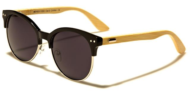 neue Sonnenbrillen Herren Damen Designer groß klassisch retro Metall Arm UV400 6TrsTIiI1