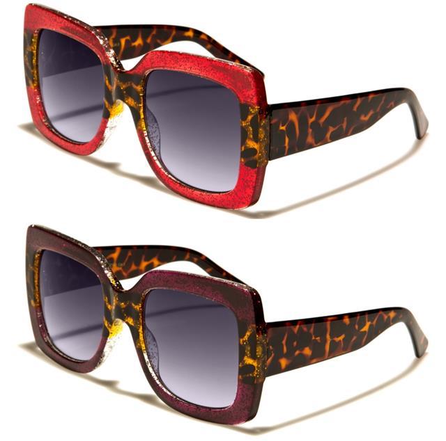 Designer Überdimensional Schmetterling Sonnenbrillen Luxus Große Großen CG