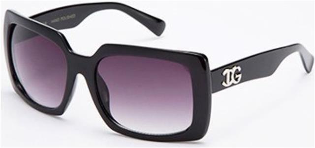 Dettagli su DONNA Oversize Occhiali da Sole a Farfalla Avvolgere Quadrato Retrò Grandi UV400