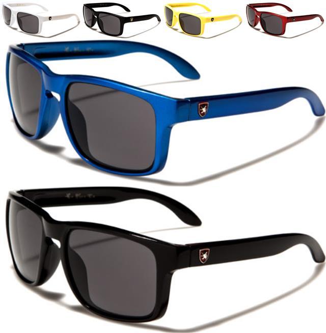 Neue Sonnenbrille schwarz Kinder Designer Jungen Mädchen Unisex Retro gewickelt KlDO6sc