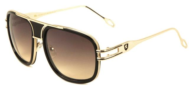 1fe4ea46722 Description About Us Delivery Returns Payment. These Khan Retro Metal Pilot  Sunglasses ...