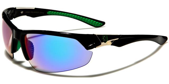 Sonnenbrille Schwarz Herren Damen Jungen Sport Designer Gewickelt Gespiegelt UnAyQHF6E