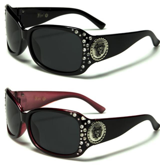 kleo designer schwarz polarisierte sonnenbrillen gewickelt. Black Bedroom Furniture Sets. Home Design Ideas