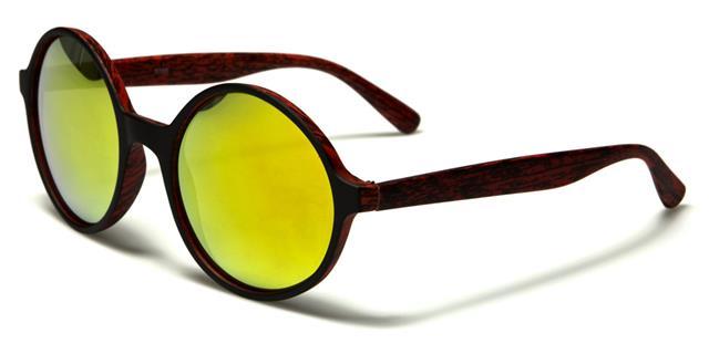 Kleine Runde Designer Promi Klarglas Brille Vintage Limitierte Geek 60er Jahre